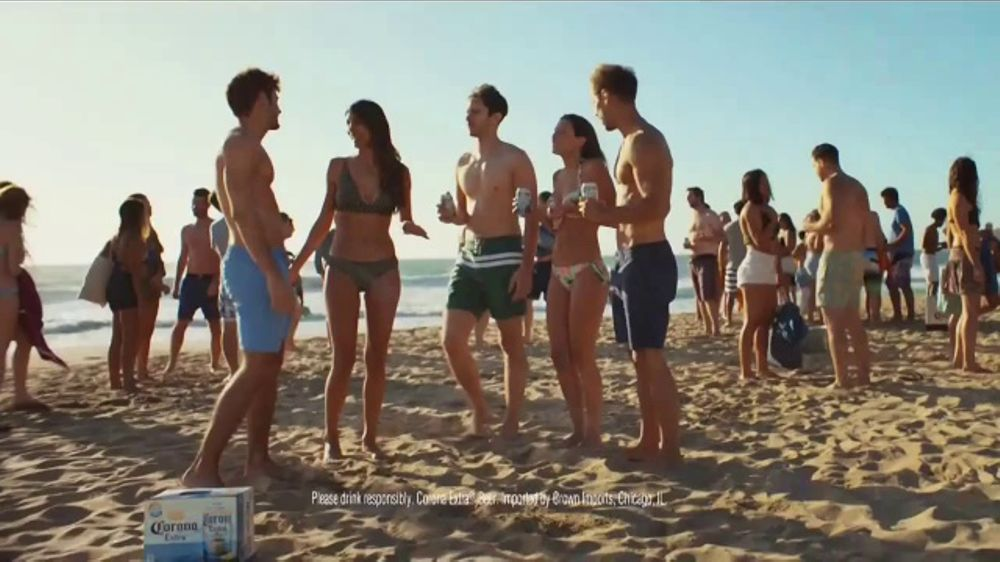 Corona Extra Summer Beach Can TV Commercial, 'Beach in a Can' Song by Jimmy Cliff