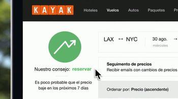 Kayak TV Spot, 'Viaje a Nueva York' [Spanish] - Thumbnail 4