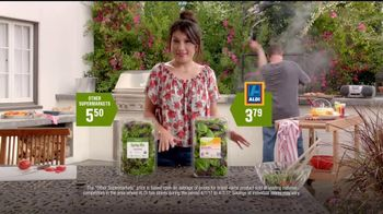 ALDI TV Spot, 'Spring Mix' Song by Cutting Crew - Thumbnail 4