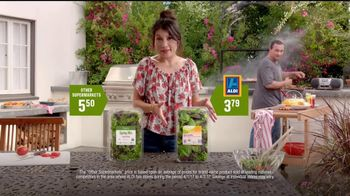 ALDI TV Spot, 'Spring Mix' Song by Cutting Crew - 2 commercial airings