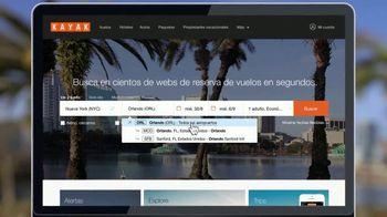 Kayak TV Spot, 'Las herramientas de Kayak' [Spanish] - Thumbnail 2