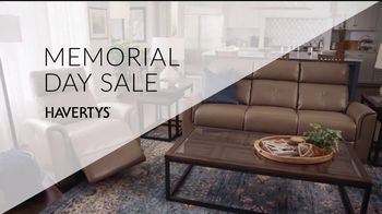 Havertys Memorial Day Sale TV Spot, 'Flush' - Thumbnail 3