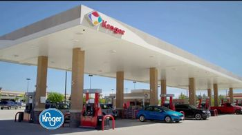 The Kroger Company Double Fuel Point Weekends TV Spot, 'Easy to Earn' - Thumbnail 1