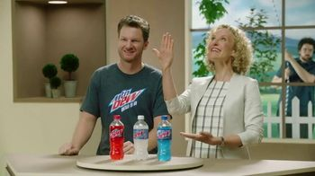 Mountain DEW-S-A TV Spot, 'Most Patriotic Drink Ever' Ft Dale Earnhardt Jr. - 2 commercial airings