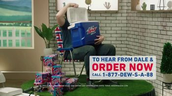 Mountain DEW-S-A TV Spot, 'Most Patriotic Drink Ever' Ft Dale Earnhardt Jr. - Thumbnail 9