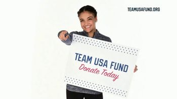 Team USA Fund TV Spot, 'It All Makes a Difference' Feat. Laurie Hernandez - 2827 commercial airings