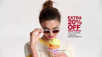 Macy's Super Saturday Sale TV Spot, 'Jewelry and Bras' - Thumbnail 10