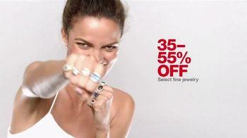 Macy's Super Saturday Sale TV Spot, 'Jewelry and Bras' - Thumbnail 4
