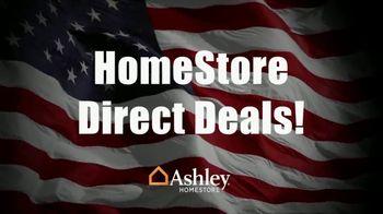 Ashley HomeStore Memorial Day Sale TV Spot, 'Sofas and Bar Stools' - Thumbnail 2