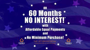 Ashley HomeStore Memorial Day Sale TV Spot, 'Sofas and Bar Stools' - Thumbnail 6