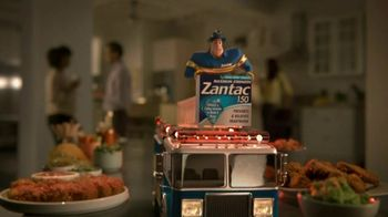 Zantac 150 Maximum Strength Cool Mint Tablets TV Spot, 'Fire Engine'