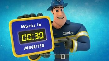 Zantac 150 Maximum Strength Cool Mint Tablets TV Spot, 'Fire Engine' - Thumbnail 6