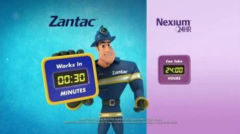 Zantac 150 Maximum Strength Cool Mint Tablets TV Spot, 'Fire Engine' - Thumbnail 8