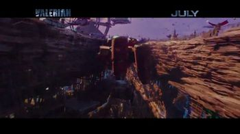 Valerian and the City of a Thousand Planets - Alternate Trailer 3