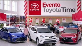 Evento Toyota Time TV Spot, '2017 Tundra CrewMax Special Edition' [Spanish] [T2] - Thumbnail 1