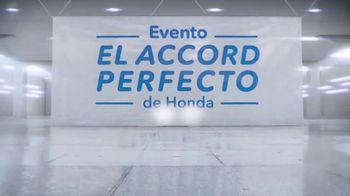 Evento el Accord Perfecto de Honda TV Spot, '2017 Accord' [Spanish] [T2] - Thumbnail 1
