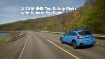 2017 Subaru Crosstrek TV Spot, 'Adventurous' [T2] - Thumbnail 3