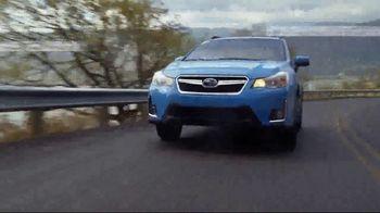2017 Subaru Crosstrek TV Spot, 'Adventurous' [T2] - Thumbnail 5