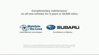 2017 Subaru Crosstrek TV Spot, 'Adventurous' [T2] - Thumbnail 6