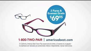 America's Best Contacts and Eyeglasses TV Spot, 'Parque infantil' [Spanish] - Thumbnail 8