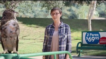 America's Best Contacts and Eyeglasses TV Spot, 'Parque infantil' [Spanish] - Thumbnail 2