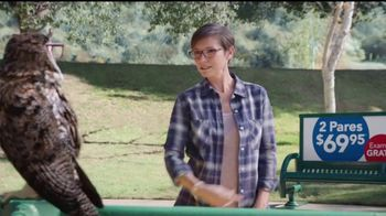America's Best Contacts and Eyeglasses TV Spot, 'Parque infantil' [Spanish] - Thumbnail 6