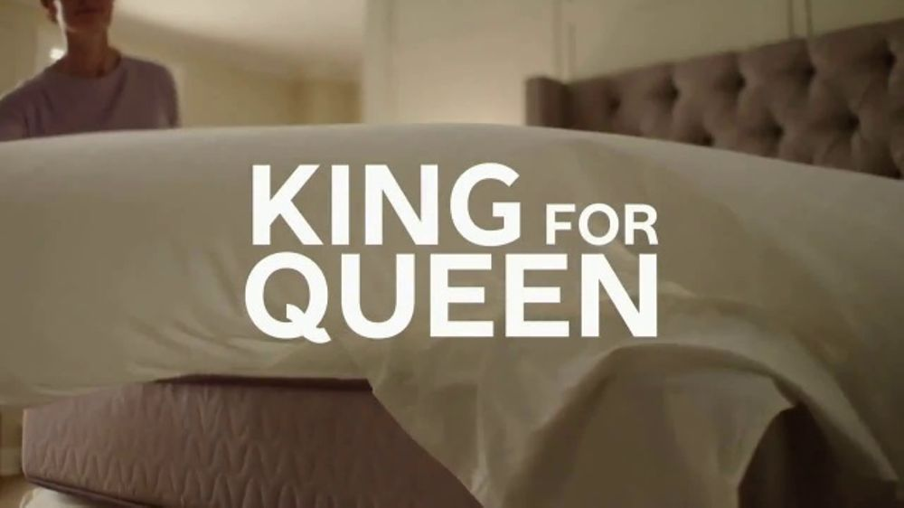 Ashley Homestore Memorial Day Mattress Event Tv Commercial King For Queen Ispot Tv