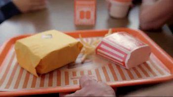 Whataburger Patty Melt TV Spot, 'When the Craving Hits You' - Thumbnail 4