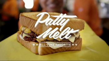 Whataburger Patty Melt TV Spot, 'When the Craving Hits You'