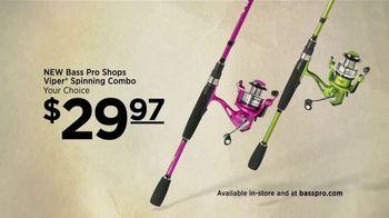 Bass Pro Shops Go Outdoors Event and Sale TV Spot, 'Shirts & Viper Combo' - Thumbnail 4