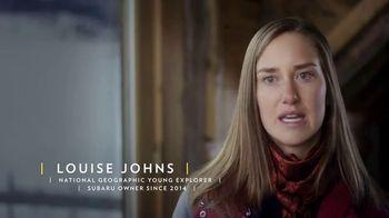 Subaru TV Spot, 'National Geographic: Louise Johns' [T1] - Thumbnail 6
