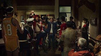 Captain Morgan TV Spot, 'Captain, Captain: Captain Greeting' - Thumbnail 10