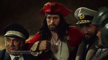 Captain Morgan TV Spot, \'Captain, Captain: Captain Greeting\'
