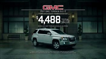 2017 GMC Terrain TV Spot, 'See Blind Spots' Song by The Who [T2] - Thumbnail 7