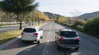 2017 GMC Terrain TV Spot, 'See Blind Spots' Song by The Who [T2] - Thumbnail 3