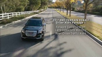 2017 GMC Terrain TV Spot, 'See Blind Spots' Song by The Who [T2] - Thumbnail 6