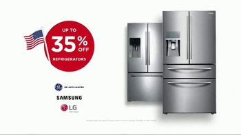 JCPenney Memorial Day Sale TV Spot, 'Celebrate Savings: Appliances' - Thumbnail 6