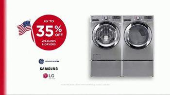JCPenney Memorial Day Sale TV Spot, 'Celebrate Savings: Appliances' - Thumbnail 7