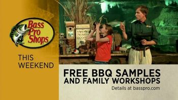 Bass Pro Shops Go Outdoors Event and Sale TV Spot, 'Cargo Shorts and BBQ' - Thumbnail 8