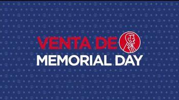 JCPenney Venta de Memorial Day TV Spot, 'Electrodomésticos' [Spanish] - Thumbnail 3