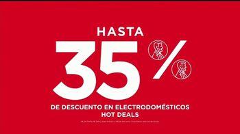 JCPenney Venta de Memorial Day TV Spot, 'Electrodomésticos' [Spanish] - Thumbnail 4