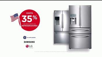 JCPenney Venta de Memorial Day TV Spot, 'Electrodomésticos' [Spanish] - Thumbnail 5