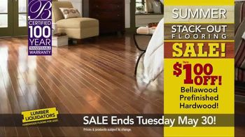 Lumber Liquidators Summer Stack-Out Sale TV Spot, 'The Best Selection' - Thumbnail 6