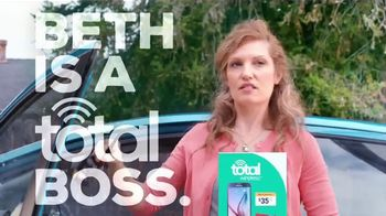 Total Wireless TV Spot, 'Total Boss: Beth Switches' - Thumbnail 2