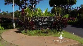Royal Lahaina Resort TV Spot, 'Sights and Sounds' - Thumbnail 1