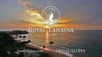 Royal Lahaina Resort TV Spot, 'Sights and Sounds' - Thumbnail 8