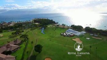 Royal Lahaina Resort TV Spot, 'Sights and Sounds' - Thumbnail 3