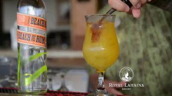 Royal Lahaina Resort TV Spot, 'Sights and Sounds' - Thumbnail 5