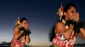Royal Lahaina Resort TV Spot, 'Sights and Sounds' - Thumbnail 7