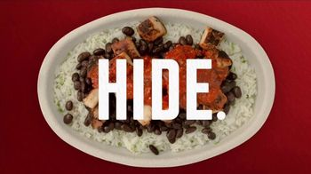 Chipotle Mexican Grill Burrito Bowl TV Spot, 'Nothing to Hide' - Thumbnail 3